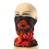 24x49cm Многоцелевой шарф шеи Snood голову носить банданы колпачок