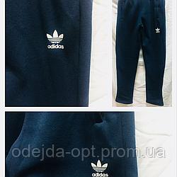 Спорт штаны Adidas прямые 46-54 полномерка