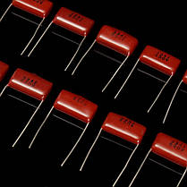 200pcs 25 типов 630V ~ 0.001uf комплект 2.2uf CBB металла пленочные конденсаторы ассортимент-1TopShop, фото 3