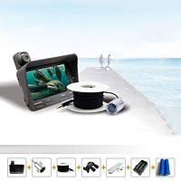 LCD Монитор Ночной вид Fish Finder Видеорегистратор Видео под водой Рыбалка камера