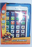Детский музыкальный планшет Вспыш, сенсорный экран, звук, 3 режима игры
