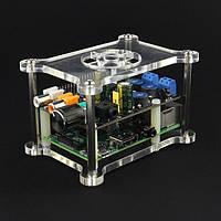 Supstronics x400 плата расширения с корпусом для Raspberry пи 2 модель б/б+