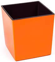 Горшок Lamela Juka25 (Ламела Юка) Оранжевый