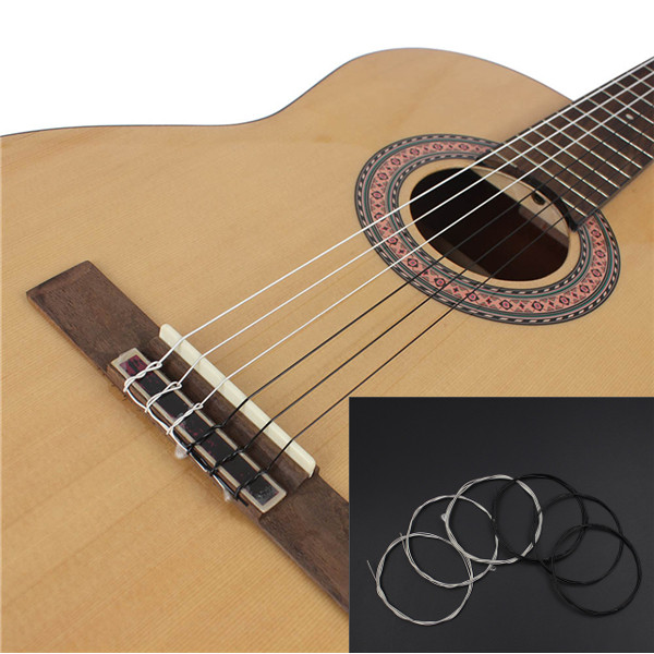 ИРИН C101 гитарные струны черного волокна нейлона для классической гитары - ➊TopShop ➠ Товары из Китая с бесплатной доставкой в Украину! в Днепре