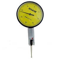 Шахе инструмент измерения 0-0.8mm 0.01мм точности Индикатор испытания рычаг набора