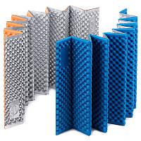 Naturehike открытый складка кемпинг коврик палатка коврик водонепроницаемый алюминиевый дизайн мембраны сверхлегких яйцо гнездо