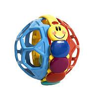 Младенцу девочка мальчик мягкие погремушки жужжания Бенди шар игрушки музыка колокол образования
