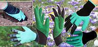 Уникальные Перчатки Садовые Garden Genie Glove для работы в саду, фото 1