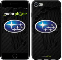 """Чехол на iPhone 7 Subaru. Logo """"3174c-336-519"""""""