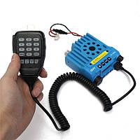 Qyt kt8900 136-174 / 400-480mhz двухдиапазонный мобильный 25w радиопередатчик Walkie Talkie