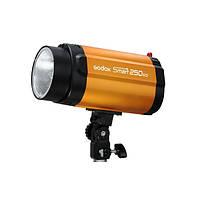 GODOX 250W professinal smart фотография студии строб фото мягкий свет