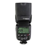 Godox thinklite tt600 2.4g беспроводной gn60 master/slave камеры вспышка speedlite для Canon Nikon Pentax Олимп fujifilm