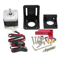 MK7 MK8 все металлические удаленный экструдер набор для 1.75mm накаливания 3D-принтер - 1TopShop