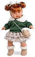 Испанская кукла Кейт плачет Llorens Kate 38см