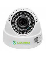 POE IP камера охранного видеонаблюдения COLARIX CAM-IIF-005p 1.3Мп, f3.6мм.
