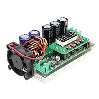 600W цифрового управления dc-dc регулируемый шаг модуль постоянного напряжения текущей солнечной зарядки
