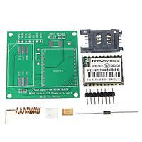 Комплект модуль связи двухдиапазонный 900 / 1800MHz 85.6 кбит / с 900м - 1800м для Arduino GSM GPRS поделки m590e
