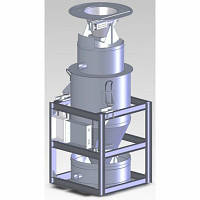 Весы бункерные для сыпучих продуктов СВЕДА ВБА-560-600-1-12