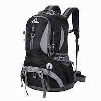 Открытый 40л восхождение рюкзак горный туризм путешествия сумка водонепроницаемый нейлон пакет