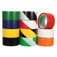 18m × 48мм ПВХ рулон самоклеящаяся Предупреждающая лента декоративная лента