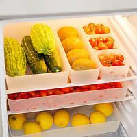 Выдвижной ящик разделительный слой для хранения посуды кухонный бокс держатель косметического магазина организатор корзина