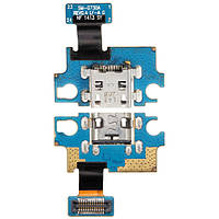 USB разъем док-станции порт зарядки гибкий кабель для Samsung Galaxy S3 мини-g730a см