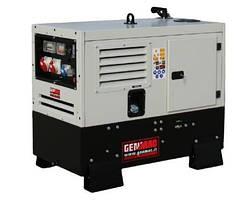 Дизельный генератор Genmac Urban RG 11000 YSM (9,5 кВт)