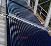 Вакуумний сонячний колектор для басейну AC-VG-25