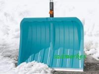 Лопата снегоуборочная GARDENA ES 50 нержавеющий кант (комбисистема)