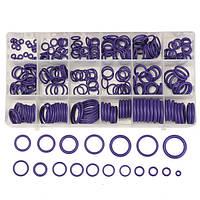 225pcs R22 / R134a кондиционер уплотнительное кольцо резиновые кольца водонепроницаемой шайбы