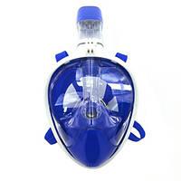 Летние силиконовые подводные сноубординг Full Dry Маска Плавание под водой Оборудование Antifog