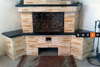Установка каминов и печей под ключ, фото 3