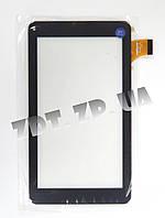 Сенсорный экран 186*104 мм.  к планшету Modecom FreeTAB 7001