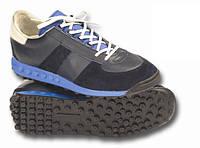 Оригинальные кроссовки армии Бундесвера, ретро модель, б/у, фото 1