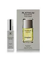 Мини парфюм Chanel Egoiste Platinum 40 мл (М)