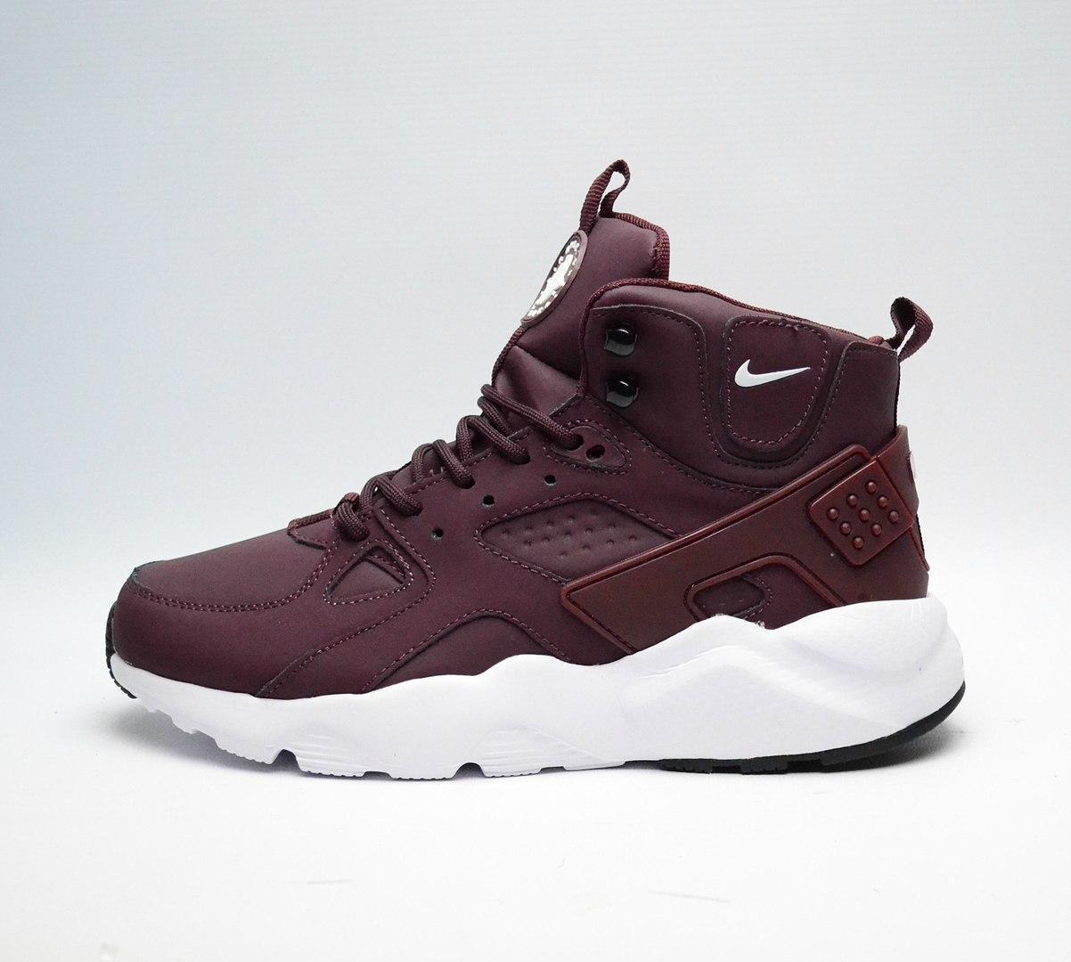 9535c633 Зимние мужские кроссовки Nike Air Huarache Winter Shoes, Копия, ...
