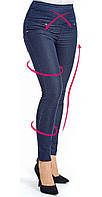 Джеггинсы, Эйвон, размер М (46), цвет синий, Jeggins, Avon, 20213