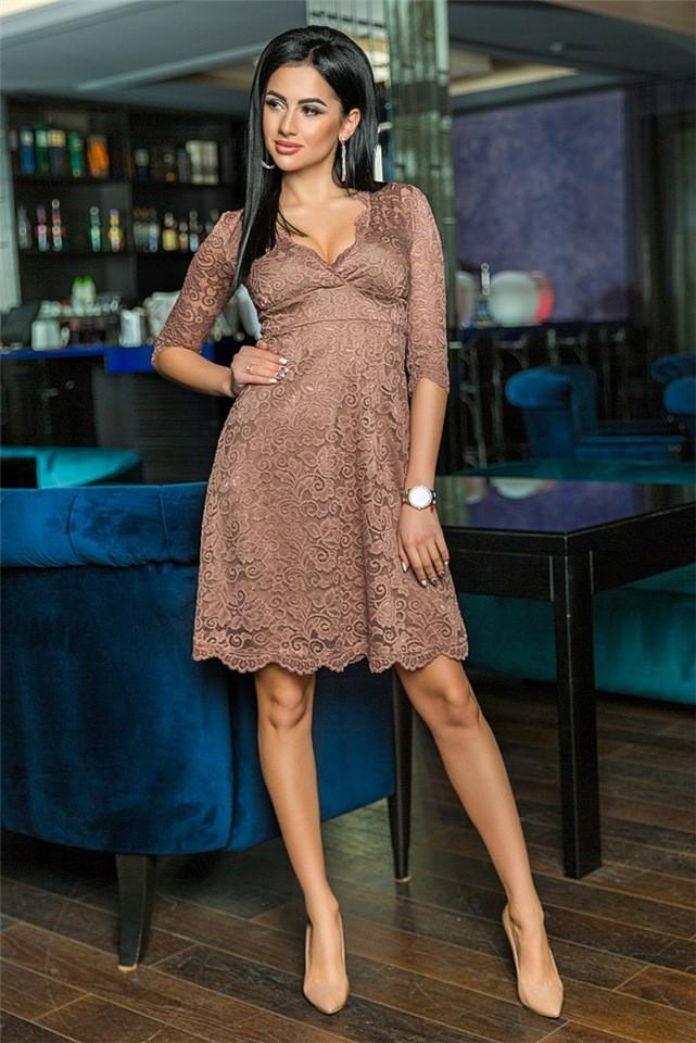 fc910791d08e031 Кружевное коктейльное платье