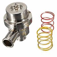 Универсальный 25мм Turbo переключающий рециркуляцией свалка сдувать клапана хром
