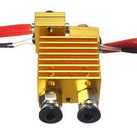 Двухшнековый экструдер V6 для горячего экструдера с проволокой для 3D-принтера
