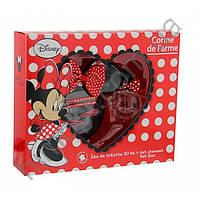 Подарочный набор для девочек Disney Minnie Mouse Corine de Farme (Корин де Фарм)