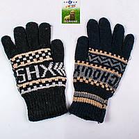 ! Распаровка Мужские зимние перчатки с начёсом Tanya 01-08-0