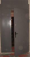 Дверь металлическая. Однолистовая.