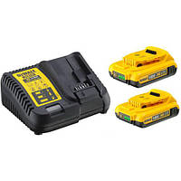 Зарядное устройство DeWALT DCB115D2 (США)