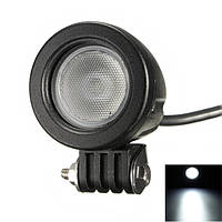 10W LED Рабочий свет Противотуманные фары Лампа для внедорожников мотоцикл 4WD UTE ATV