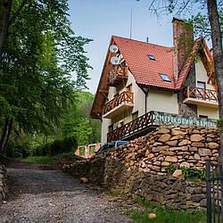 Отдых в Закарпатье отель Смерековый камень