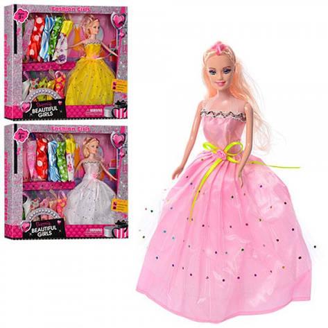 Кукла барби с нарядом, фото 2