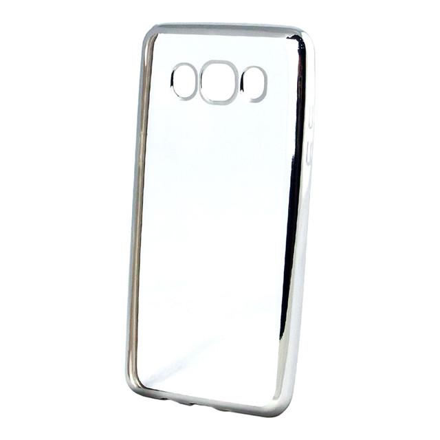 Чехол GlobalCase (TPU) Electro для Samsung J710 (Silvery) (1283126473036)