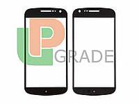 Стекло Samsung i9250 Galaxy Nexus, черное