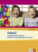 Fabuli підручник.+audioCD